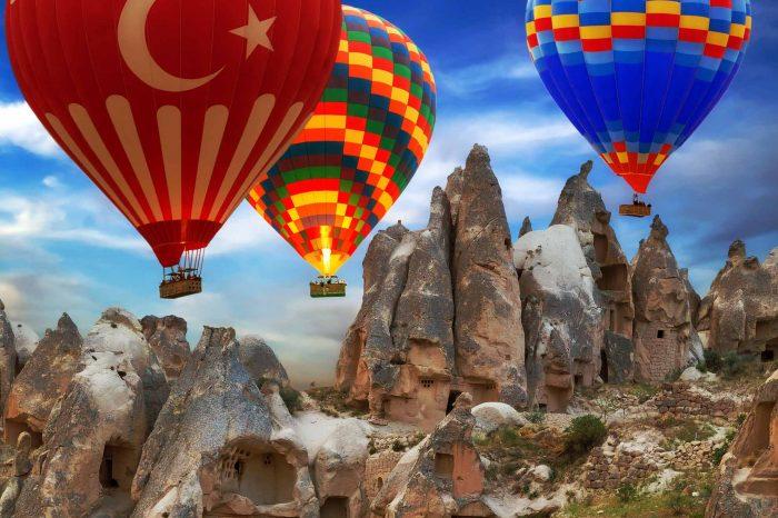 D – Class Hot Air Balloon Tour | Cappadocia