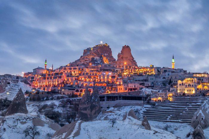 Istanbul – Cappadocia Tour